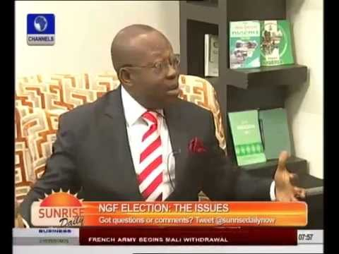 Lawyer Predicts End Of Nigeria Governor's Forum