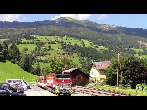 Pinzgauer Lokalbahn Krimml - Zell am See