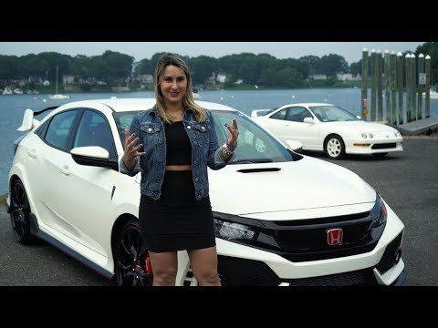 2017 Honda Civic Type R Test Drive and Review | Herb Chambers
