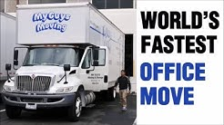 world's fastest office movers - My Guys Moving