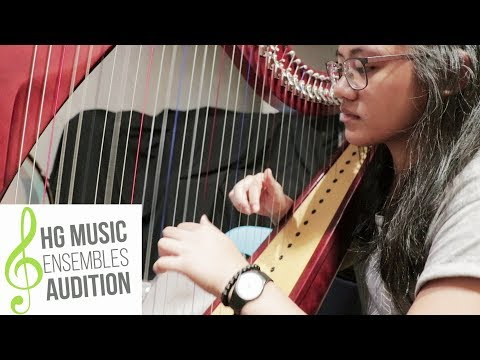 HG Music Ensembles Auditions (June 19 to 20, 2018)