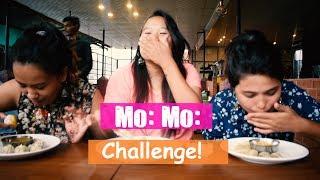 Momo Challenge | Nepali -  Srijana Chhantyal.