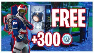 Fortnite | HOW TO GET FREE Korean Alpine Ace Skin and the Glider WITH 300 V-BUCKS