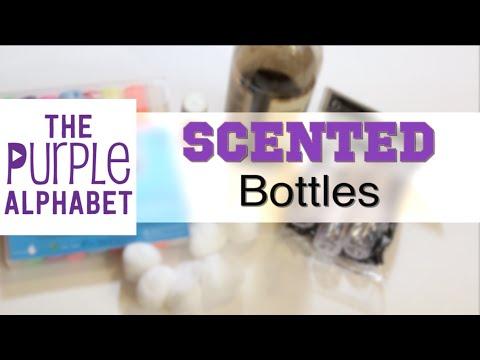 How to Make Montessori Inspired Smelling Bottles