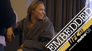 UFC 193 Embedded: Vlog Series - Episode 1