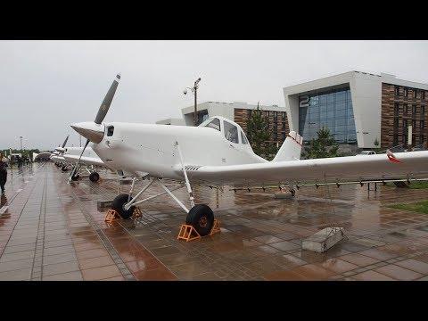 видео: В Татарстане создадут завод по производству универсиальных самолетов Т-500