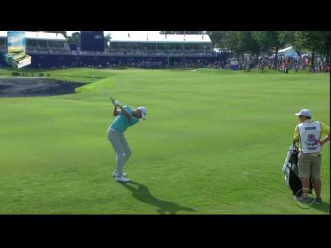 Champion Daniel Berger's Well Done Golf Shots 2016 FedEx St. Jude Classic PGA Tournament