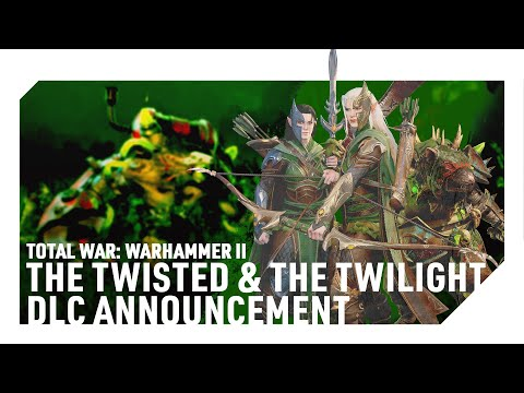 The Twisted & Twilight Announcement & Old World Update | Total War: Warhammer 2 DLC |