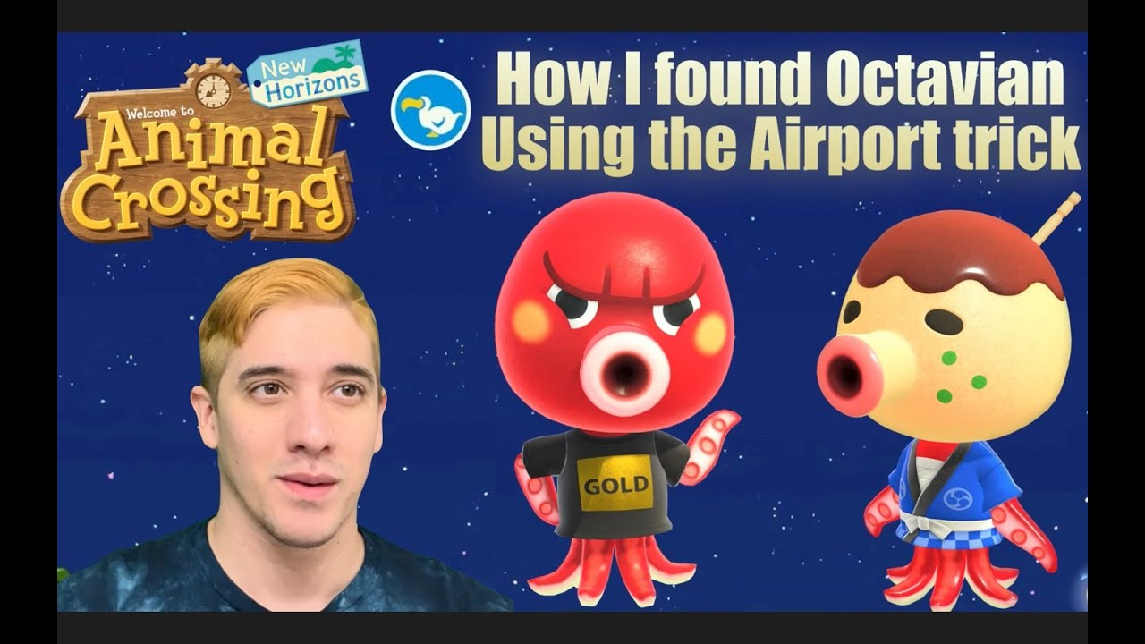 Finding rare villagers (Animal Crossing New Horizons ...