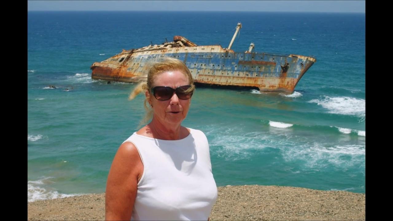S S American Star Shipwreck 2016 Fuerteventura
