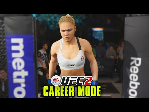 "UFC 2 Career Mode - Ep. 10 - ""DANGER vs ROUSEY 2!! TITLE REMATCH!!"" (Series 2)"