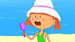 Жила-была Царевна - Хочу на море! Летняя серия - Лучшие мультики для детей
