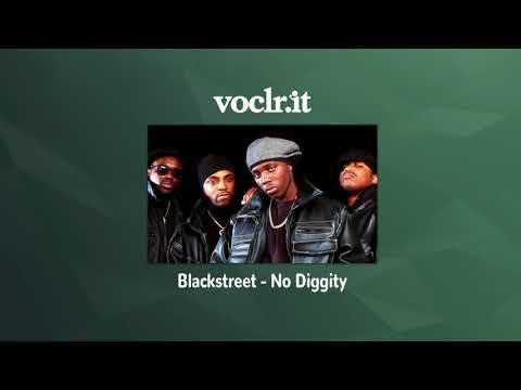 Blackstreet  No Diggity Acapella