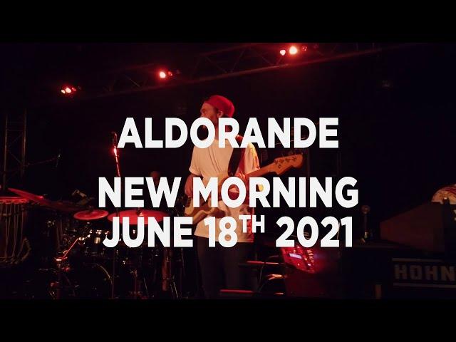 Aldorande - Sir Boastful (Live at New Morning) - June 2021