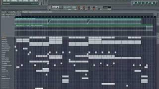 FL Studio Club Beat (Wisin & Yandel Style)