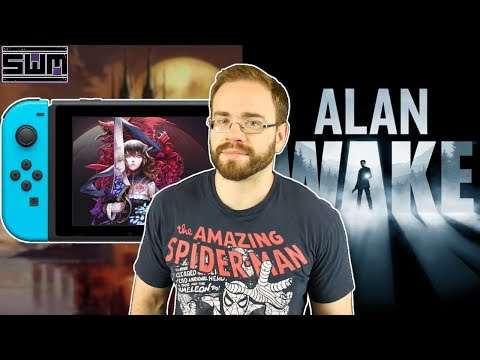 Bloodstained Nintendo Switch Sales Surprise And Alan Wake Could Be Set For A Return | News Wave