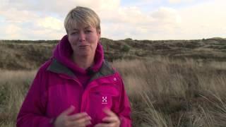 Tv-klip: Anne-Vibeke Rejser - Blåvand uden for sæsonen, Blåvand by