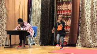 Repeat youtube video Corey J. aka Lil C-Note Performance For MCT2 Test