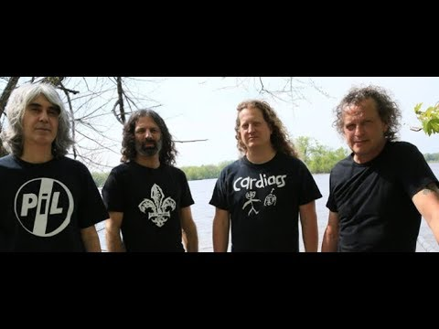 """Voivod announce new album """"The Wake"""" - tracklist and art work revealed..!"""