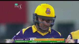 25 Best Sixes in PSL 2017 | PSL Best Moments