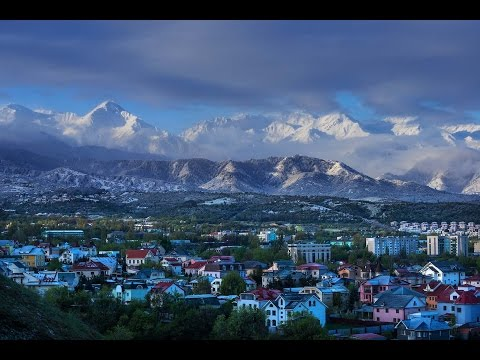 The best place to stay in Almaty/What area choose to stay
