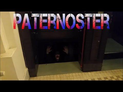Paternoster elevator (The elevator of Death)