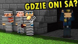 JAK ONI UCIEKLI?! - Minecraft Więzienie #10