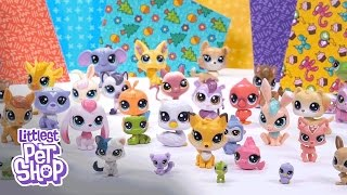Littlest Pet Show: Выпуск #2. Одежда из вторсырья
