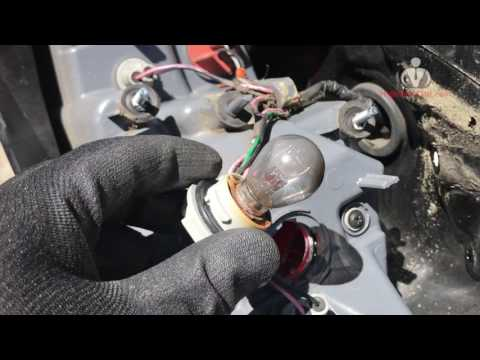 How To Easily Replace the Rear Brake Bulb on 2013 Hyundai Elantra Sedan