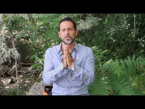 Daniel recites the Lotus Sutra