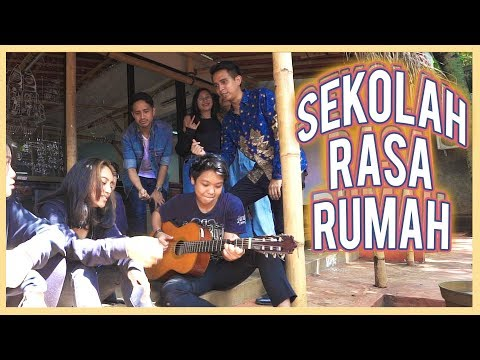 SEKOLAH TER-SANS DI INDONESIA | School Tour Ep.3 Pt.2 | Erudio School of Art
