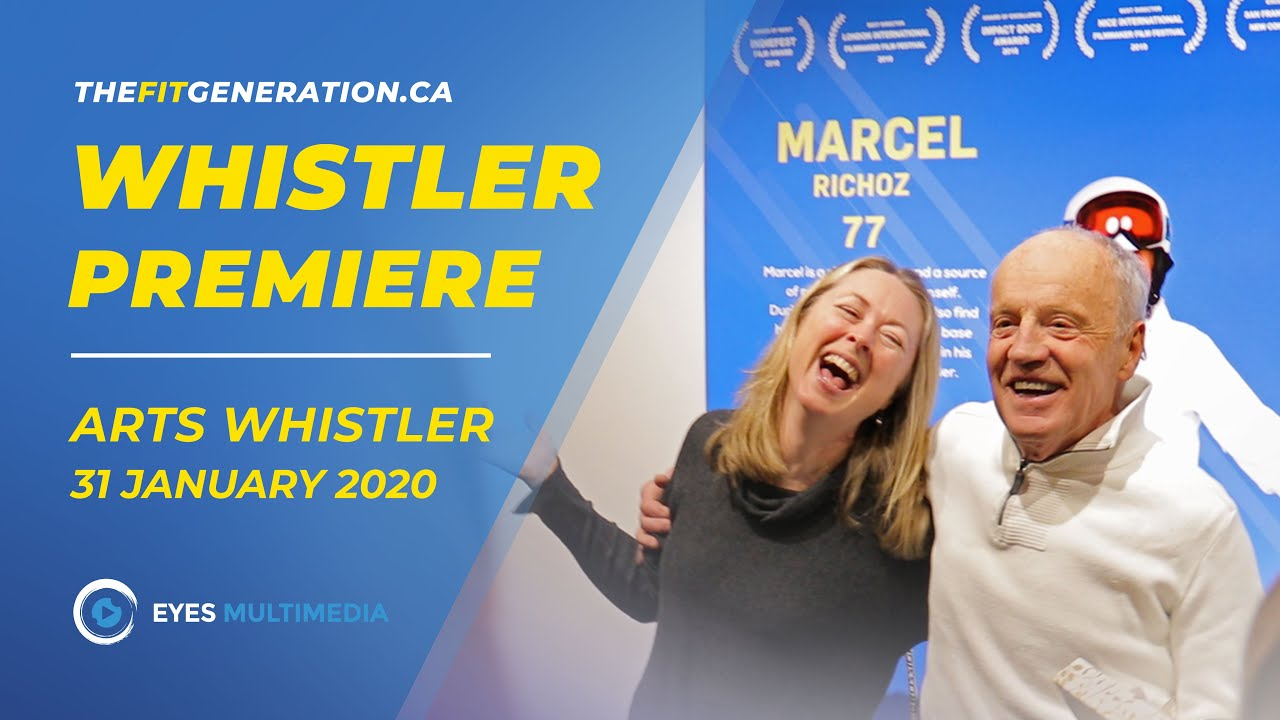 The Fit Generation - Whistler Premiere in Whistler BC