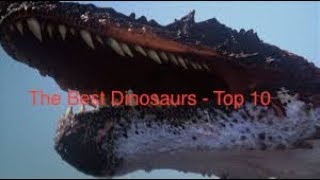 The BEST of Dinosaurs | Dinosaur Top 10 for Kids