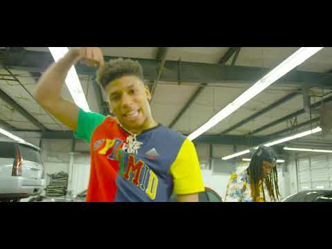 "Jay City Ft. NLE Choppa ""HEMI"" Prod.by Tay Keith Official Video"
