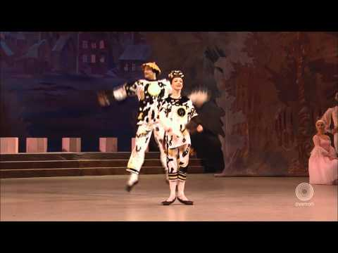 Mariisnky - The Nutcracker - Tea (Chinese Dance) - Ovation