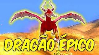 ACHEI UM DRAGÃO ÉPICO | Spore #5