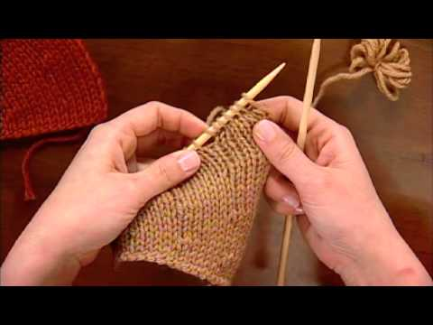 4 Ways to Wrap Your Short Rows with Eunny Jang from Knitting Daily TV Episode 902