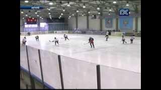 Открытый чемпионат по хоккею с шайбой стартовал в Вологде
