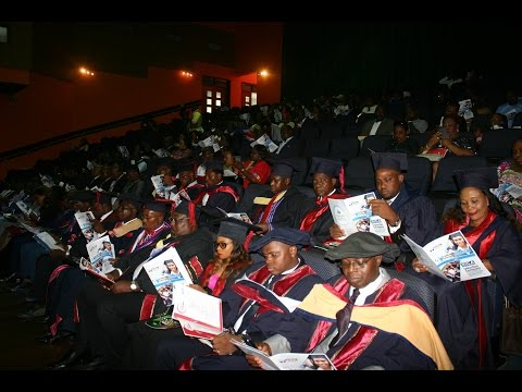 PSCFM Convocation & Matriculation/ICA Induction Ceremony, 12th of March, 2016