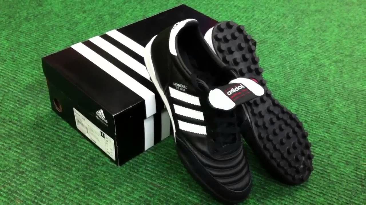 Adidas Mundial Team Turf Shoes at NAS Soccer Shop Vancouver BC - YouTube ebec0054792a8