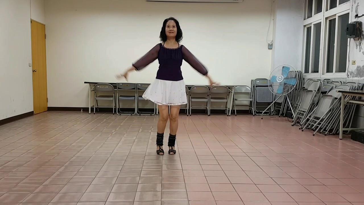 舊的不去新的不來 DJ版 正面示範 長虹舞蹈 編舞老師:范姜秀春 - YouTube