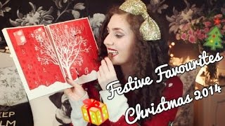 Festive Favourites | December 2014 | Lily Kitten Thumbnail