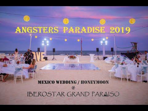 Angsters Paradise 2019 / Mexico Wedding @ Iberostar Grand Paraiso