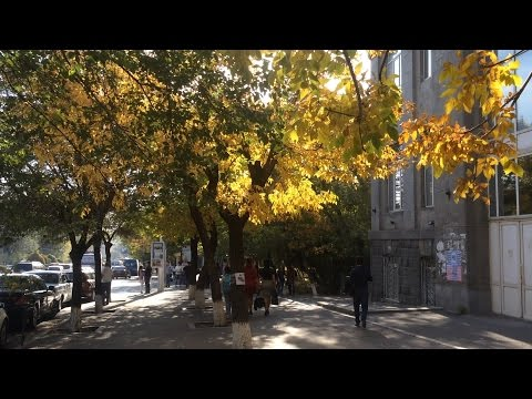 Yerevan, 12.10.16, We, Video-1, Tegh Tegh Voski, Abovyani Vra.