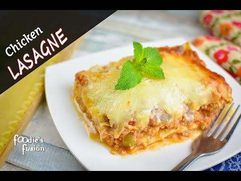এই বছরের সবচেয়ে জনপ্রিয় রেসিপি চিকেন লাজানিয়া -ঈদের নাস্তা  Chicken Lasagna Recipe Bangla  Lasagne