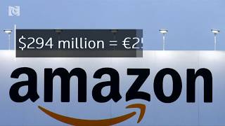 EU tax crackdown bruises Apple and Amazon