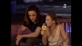 """היי פייב - """"כולם רוקדים עכשיו"""" + ראיון קצר (מתוך התכנית """"קיץ על החוף"""" עם עודד מנשה)"""