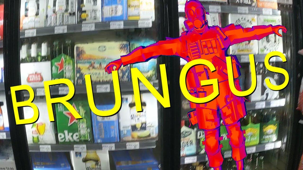 BRUNGUS w/ @tylenol addict & @stooh