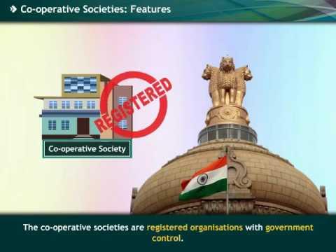 Co operative Societies