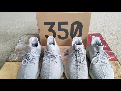44ac627ec REAL vs FAKE Adidas YEEZY SEASAME 350 V2 + Legit Check + On Feet! 11 30 18!